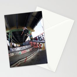Stair Flying Stationery Cards