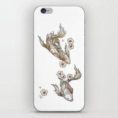 Mechanical Koi iPhone & iPod Skin