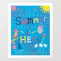 Summer is HERE! Let's beach it up!  by julissamora