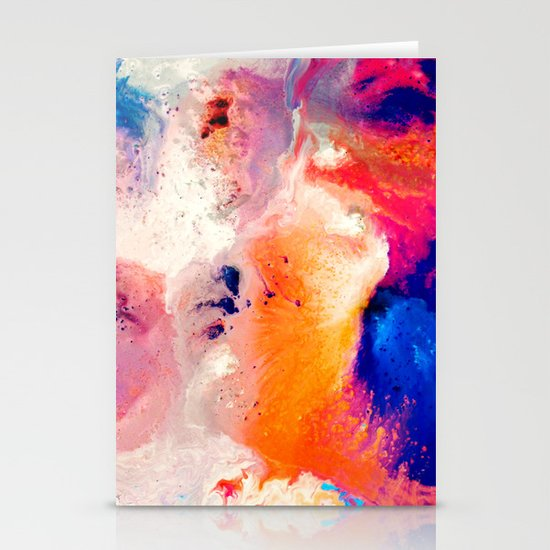 Corrosion Stationery Cards