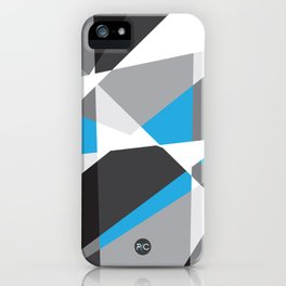 Geometrix 001 iPhone Case