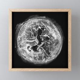 secret pathways Framed Mini Art Print