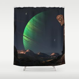 Endymion Shower Curtain