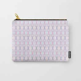 Stripe Seeds Pattern Carry-All Pouch