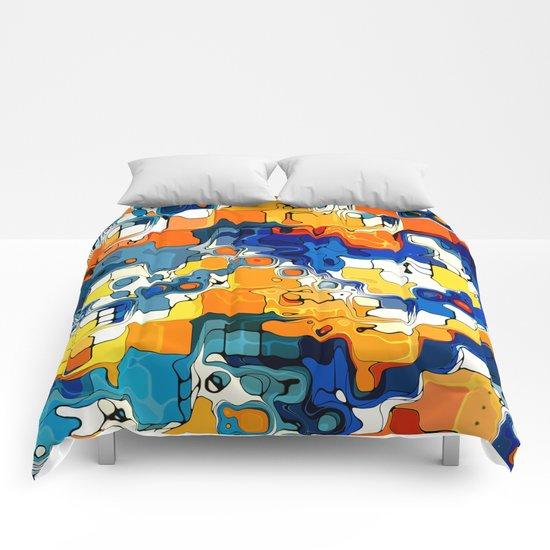Creative Colors Design  Comforters