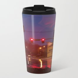 Geddes Ave Metal Travel Mug