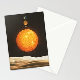 In Order Stationery Cards
