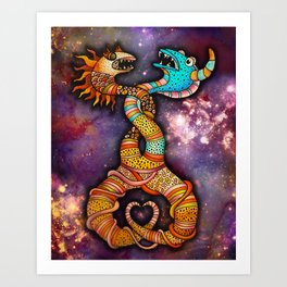 Conditional Love  Art Print
