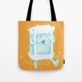 Rub A Dub, D'oh! Tote Bag