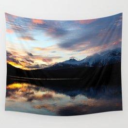 Dreamy Jasper Sunset Wall Tapestry