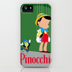 Pinocchio Slim Case iPhone (5, 5s)