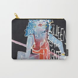 Queen of the Night Carry-All Pouch