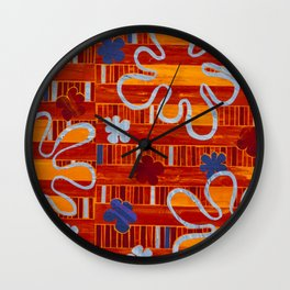 I am not June Cleaver 01 Wall Clock