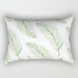 Summer of Palms Rectangular Pillow