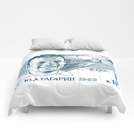 GAGARIN SPACE ODYSSEY Comforters