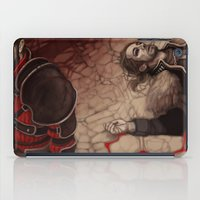 dragon age iPad Cases featuring Dragon Age: No Compromise by Couple Of Kooks