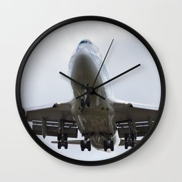A Virgin Atlantic Boeing 747 Wall Clock
