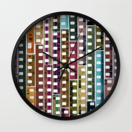 There's Nothing Negative About You Wall Clock