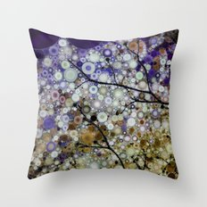 Positive Energy 4 Throw Pillow