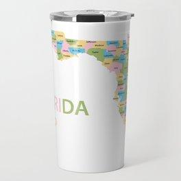 National Pascua Florida Day Travel Mug