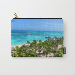 Aruba One Happy Island Carry-All Pouch