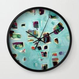 Rebirth. Wall Clock