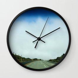 MOUNTAIN DRIVE Wall Clock