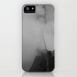 Moody Golden Gate iPhone Case