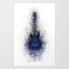 Artemis Bes: Azura Art Print