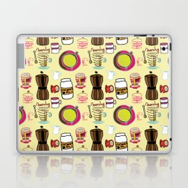 I Like Coffee II Laptop & iPad Skin