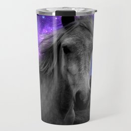 Horse Rides & Galaxy Skies Travel Mug