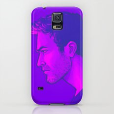 tw characters color mix #4 Slim Case Galaxy S5