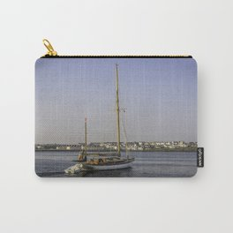 Leaving Dock Carry-All Pouch