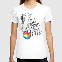 #STUKGIRL Ivie T-shirt
