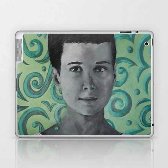 Patti Ann Laptop & iPad Skin