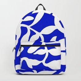 blue stem Backpack