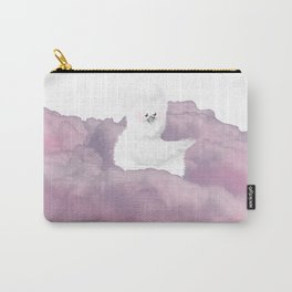 fluffy chicken Carry-All Pouch