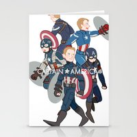 suits Stationery Cards featuring The suits by Sodam-art