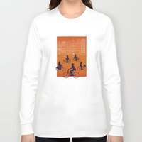 amsterdam Long Sleeve T-shirts featuring Amsterdam by Ben Whittington
