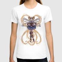 "sailormoon T-shirts featuring Steampunk Sailormoon by Barbora ""Mad Alice"" Urbankova"