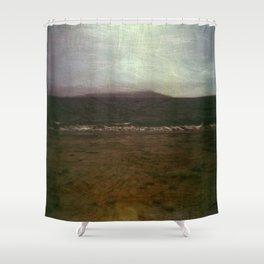 seismic Shower Curtain