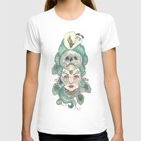 anxiety T-shirts featuring Anxiety by Melissa Smets