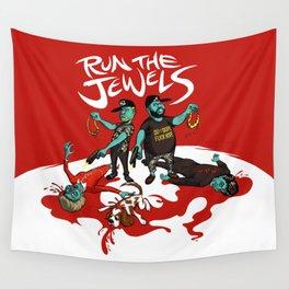 Run The Jewels Wall Tapestry
