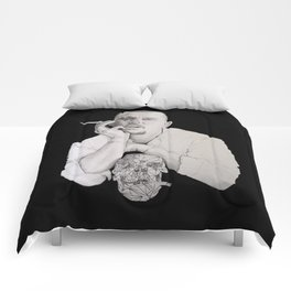 Savage Beauty Comforters