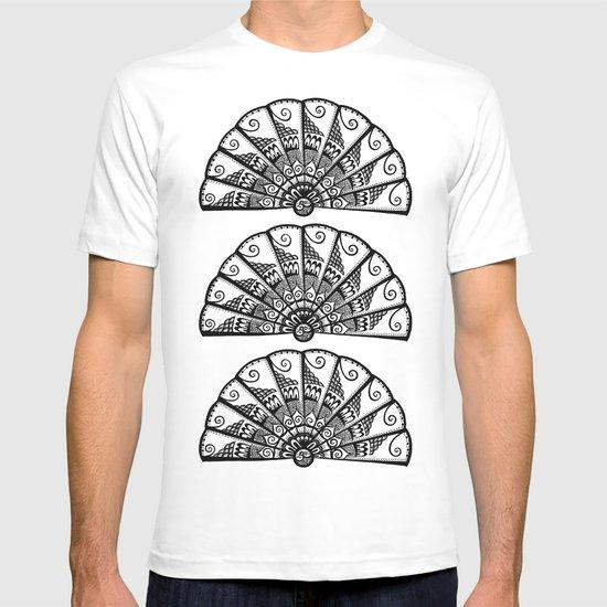 Triple Fan T-shirt