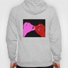 Babes Stick Together Hoody