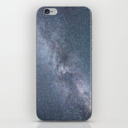 Milky Way Outer Space iPhone Skin
