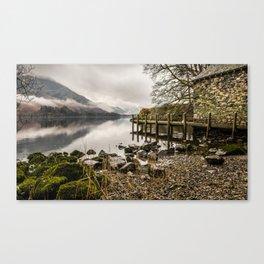 Ullswater Shore Canvas Print