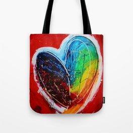 Love of colors Tote Bag