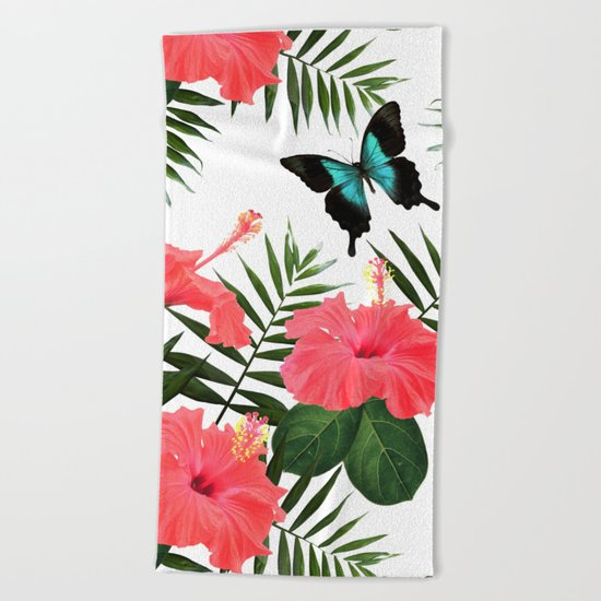 Exotic Karma Beach Towel
